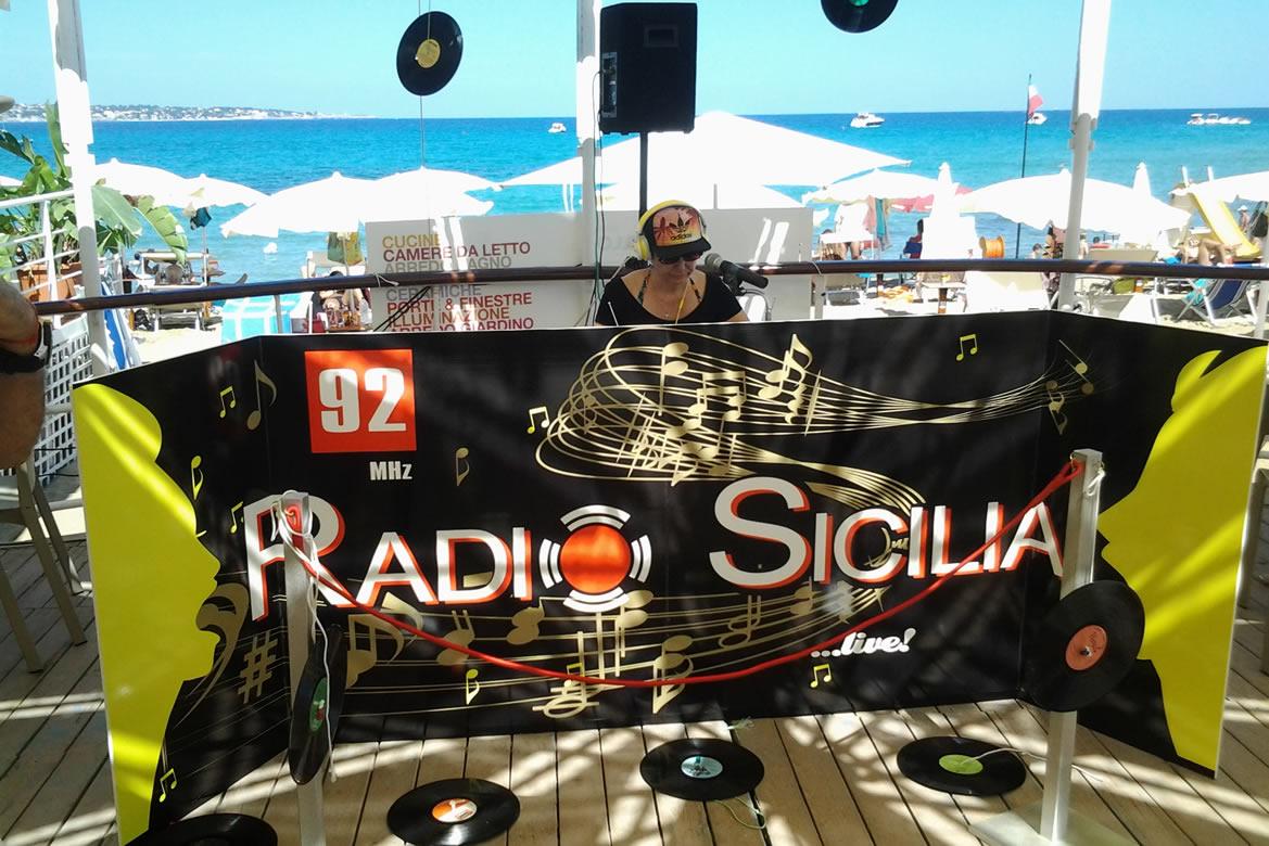 Radio Sicilia Live Beach Arenella